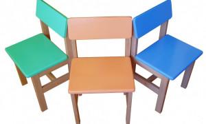 Как самостоятельно сделать детский стульчик