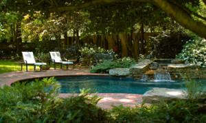 Строительство садового бассейна своими руками