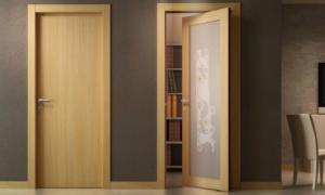 Как самостоятельно сделать красивые и качественные деревянные двери?