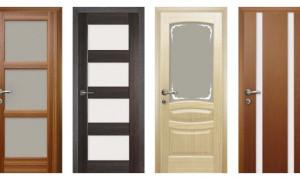 Разновидности межкомнатных дверей и способ их самостоятельного изготовления