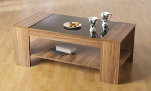 Делаем самостоятельно деревянный журнальный столик из доступных материалов