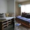 Советы по самостоятельному изготовлению кровати из поддонов