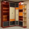 Угловой шкаф: виды конструкций, советы по сборке и тонкости работы
