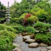 Как самостоятельно сделать японский сад на загородном участке?