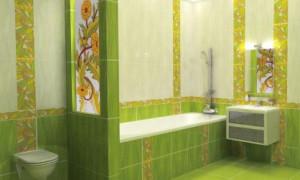 Советы по выбору плитки для ванной своими руками