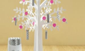 Как сделать свадебное дерево желаний своими руками?