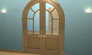 Как сделать арочные двери самостоятельно?