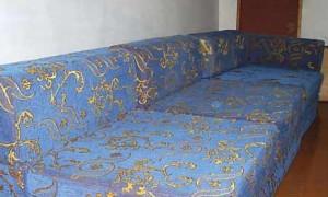 Как сделать бескаркасный диван своими руками?