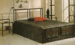 Как сделать кровать из металла своими руками?