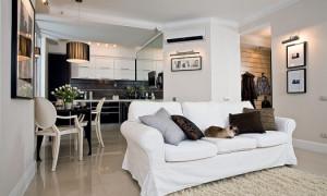 Рекомендации по отделке однокомнатных квартир