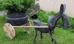Самостоятельно украшаем свой сад
