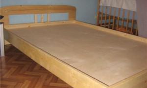 Инструкция по применению: подростковая кровать своими руками