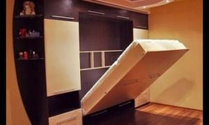 Как сделать своими руками шкаф-кровать?