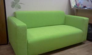 Перетяжка старого дивана: пошаговая инструкция