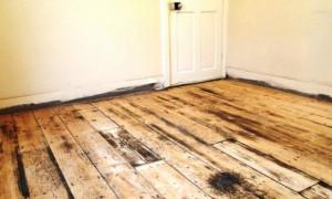 Самостоятельный ремонт деревянного пола