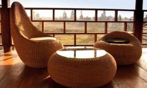 Плетеная мебель для квартире своими руками