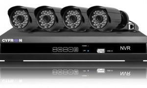 Преимущества готовых комплектов системы видеонаблюдения
