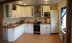 Фасады для кухни: купить отдельно для самостоятельной сборки мебели (9 фото)