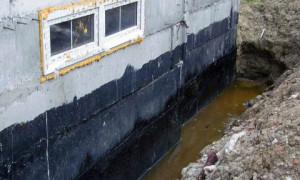 Особенности работ по гидроизоляции подвалов