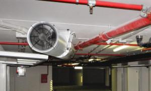 Особенности проектирования противодымной вентиляции