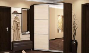 Шкафы с зеркалом