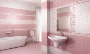 Плитка для ванной российских производителей – основные преимущества