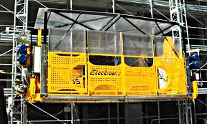 Электрические строительные подъемники: преимущества использования