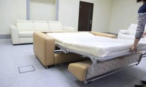 Самый удобный механизм дивана для сна
