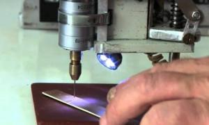 Применение современного сверлильного оборудования