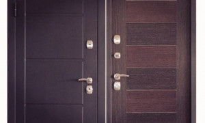Как выбрать качественную металлическую дверь?