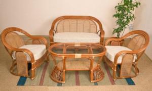 Плетеная мебель: традиции и инновации