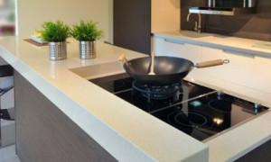 Особенности выбора каменной столешницы для кухни
