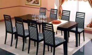 Выбираем стол со стульями — на что обратить внимание