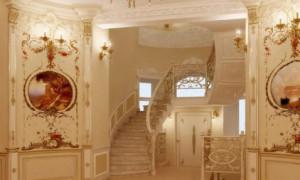 Лепной декор в архитектуре и интерьере