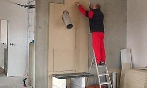 Силикатная изоляция для стен и каминов