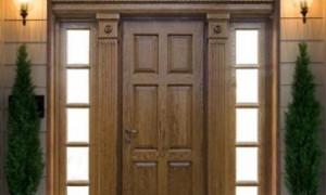 Нужна надежная и красивая входная дверь?