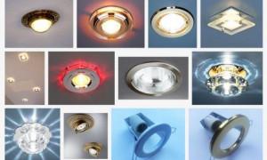Какие комплектующие могут понадобиться в процессе монтажа точечных светильников?