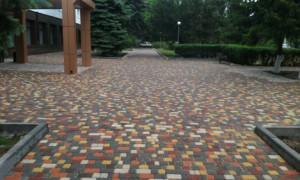 Тротуарная плитка и ее основные преимущества