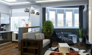 Особенности современной квартиры-студии