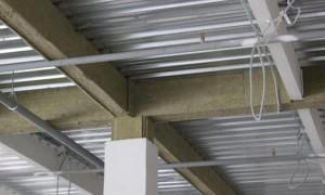 Важность огнезащиты металлических конструкций и способы ее проведения