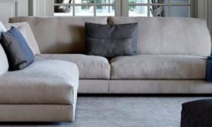 Правила выбора мягкого дивана для гостиной