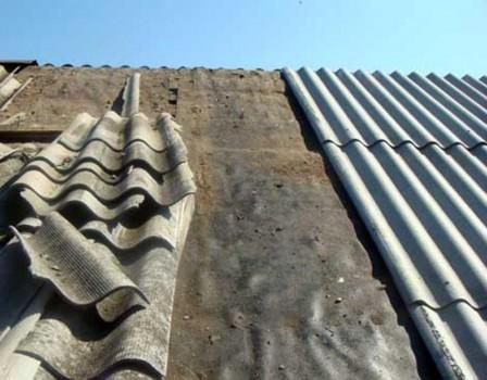 Как построить ломаную крышу: монтаж шифера