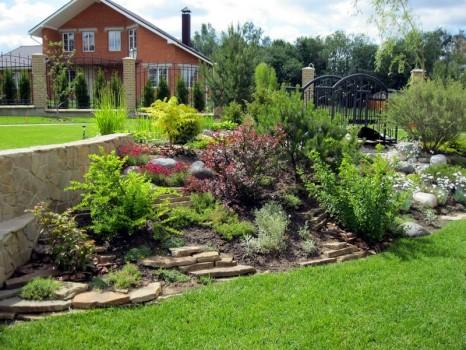 Этапы создания сада своими руками