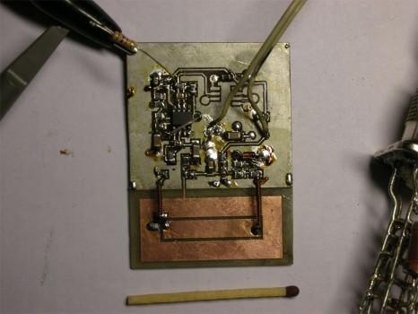 Простой радиолокатор своими руками