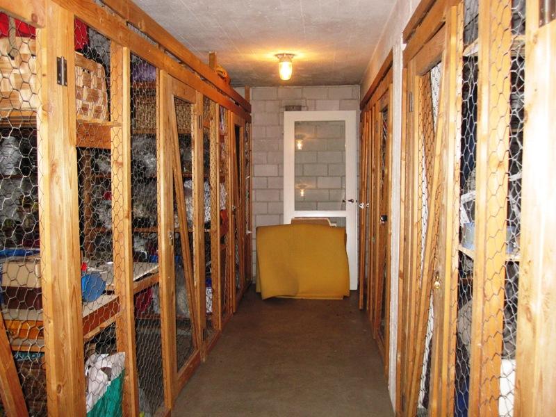 Кладовка в частном доме своими руками 47