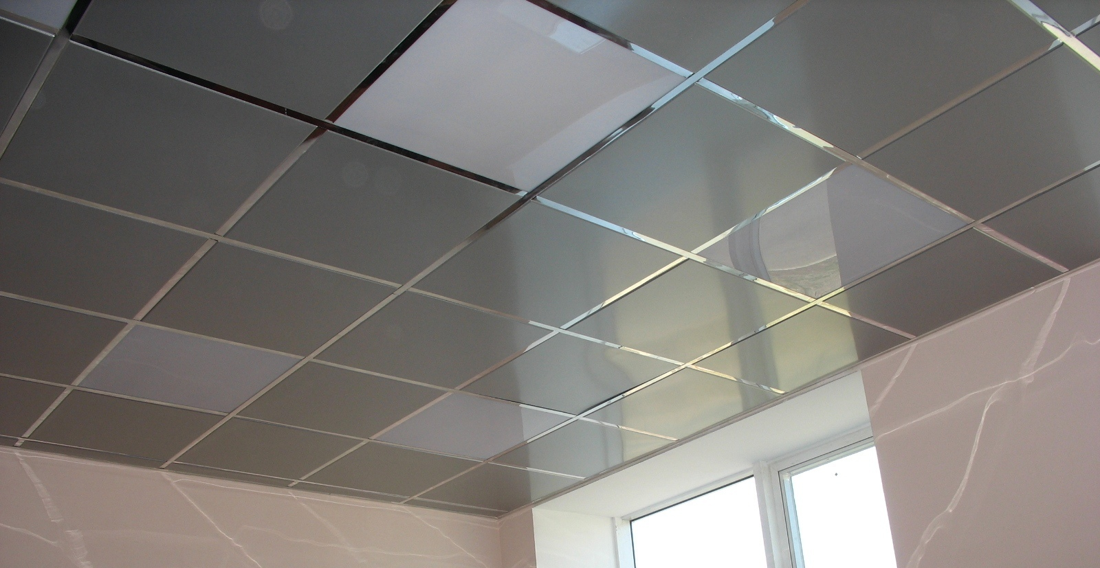 Создание проекта потолка