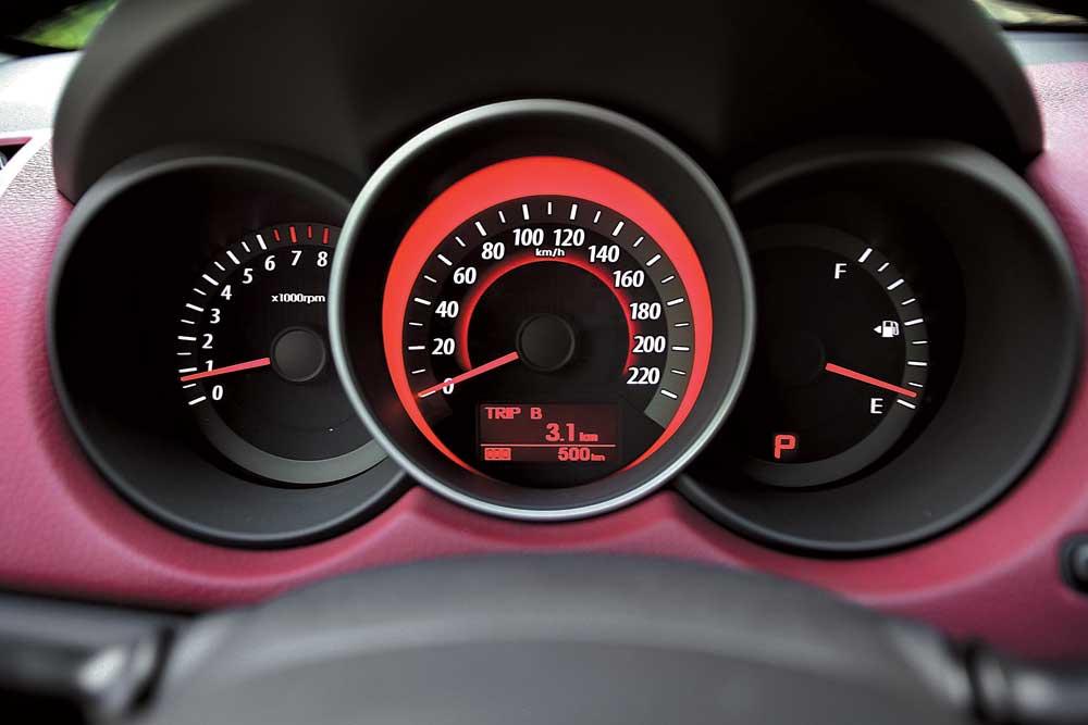 Контроль ритма работы двигателя