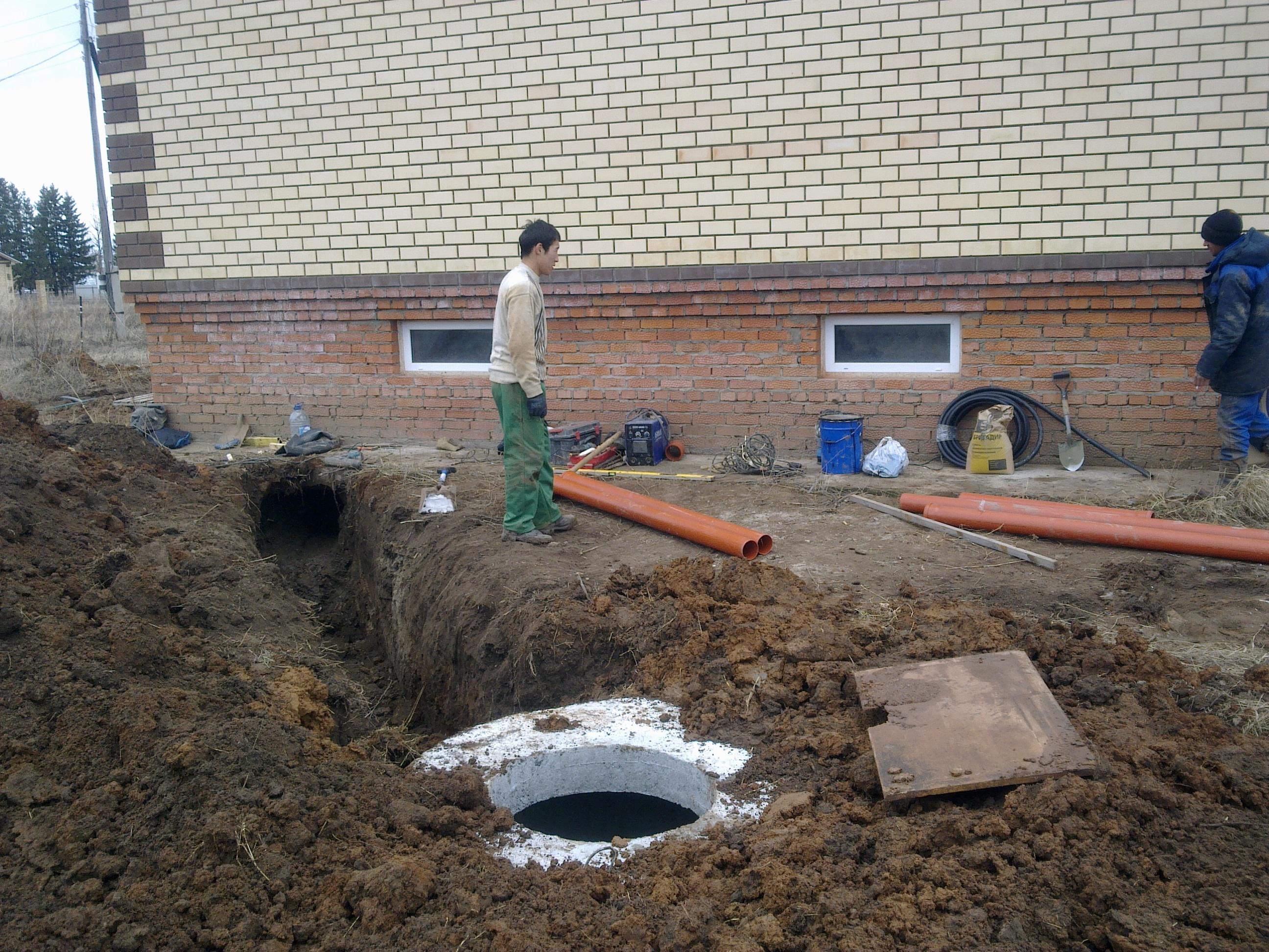 Прокладка газопровода к частному дому своими руками