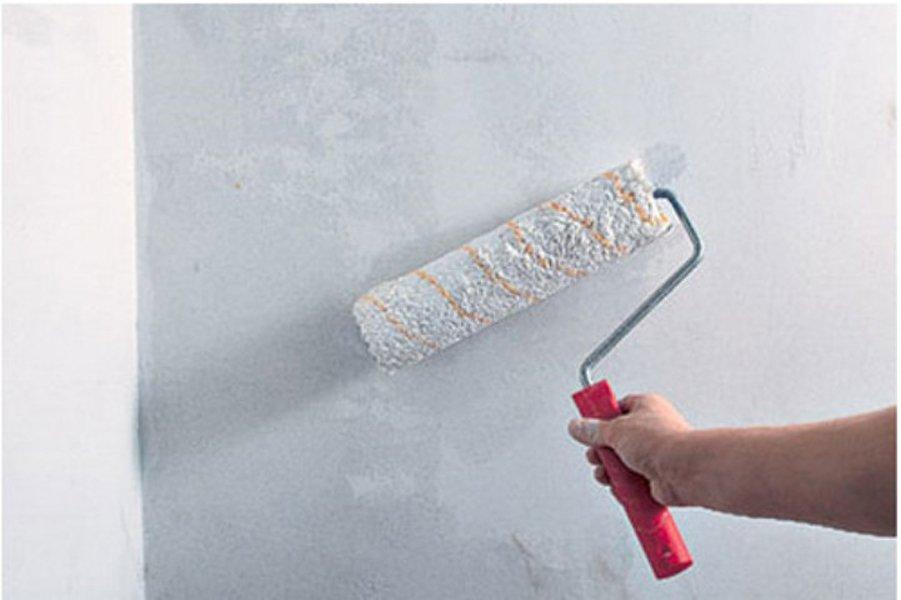 Как и чем самостоятельно покрасить стены из гипсокартона
