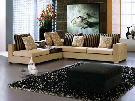 стильный чехол для дивана